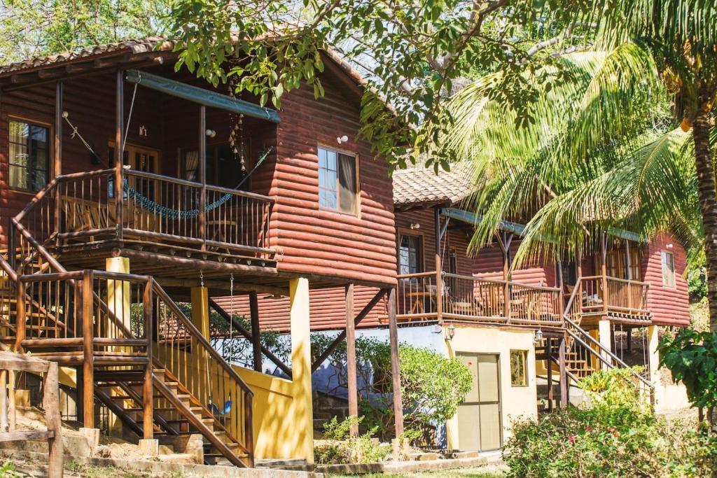 Las caba as encantadas de nindir nicaragua for Cabanas de jardin