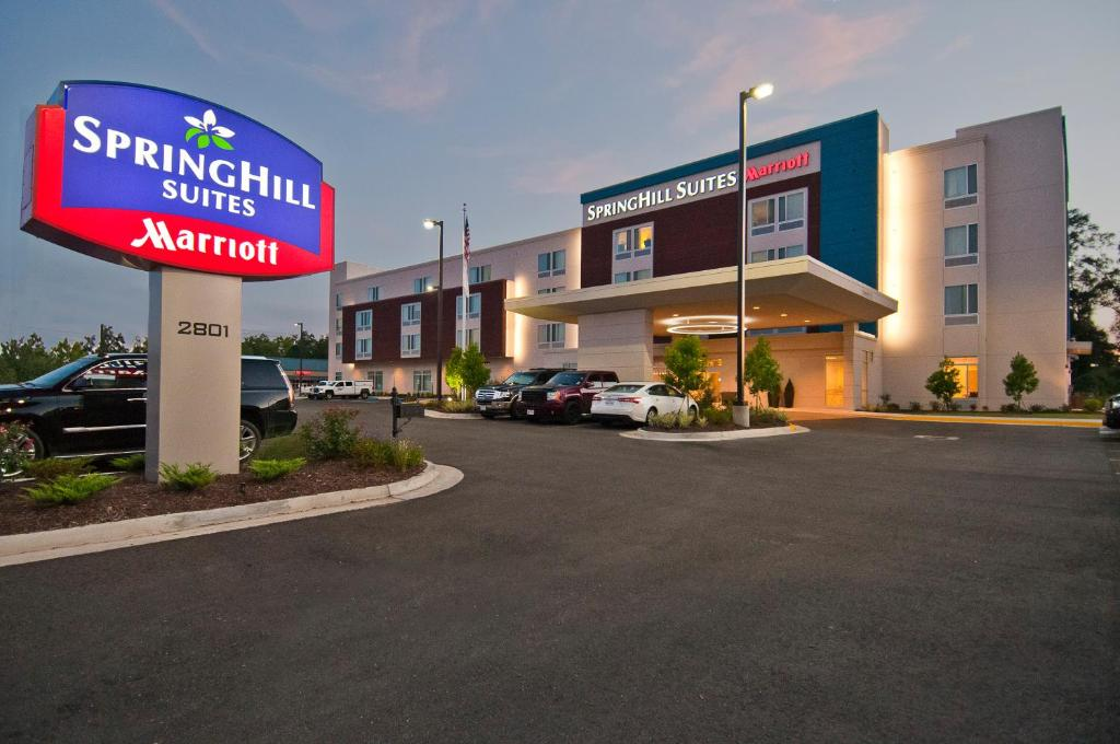 Springhill Suites By Marriott Baton Rouge Gonzales Reserve Now Gallery Image Of This Property