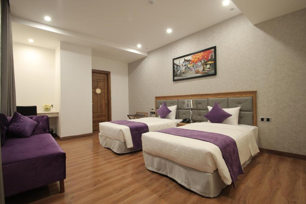 Le Duy Grand Hotel Vietnam Ho Chi Minh Stadt Booking Com