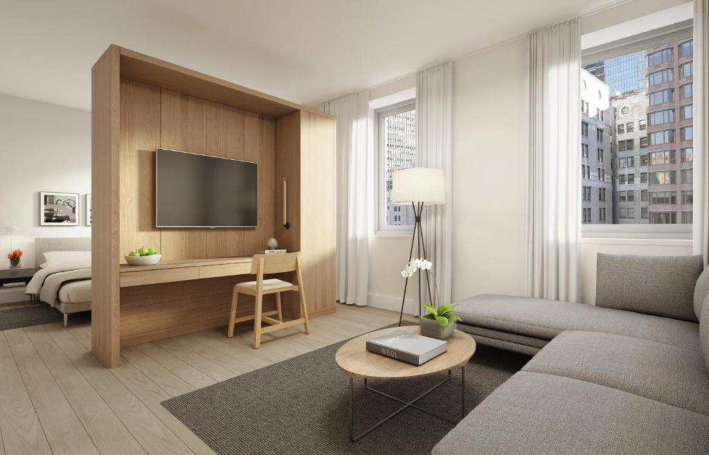 Condo Hotel AKA Wall Street, New York City, NY - Booking.com