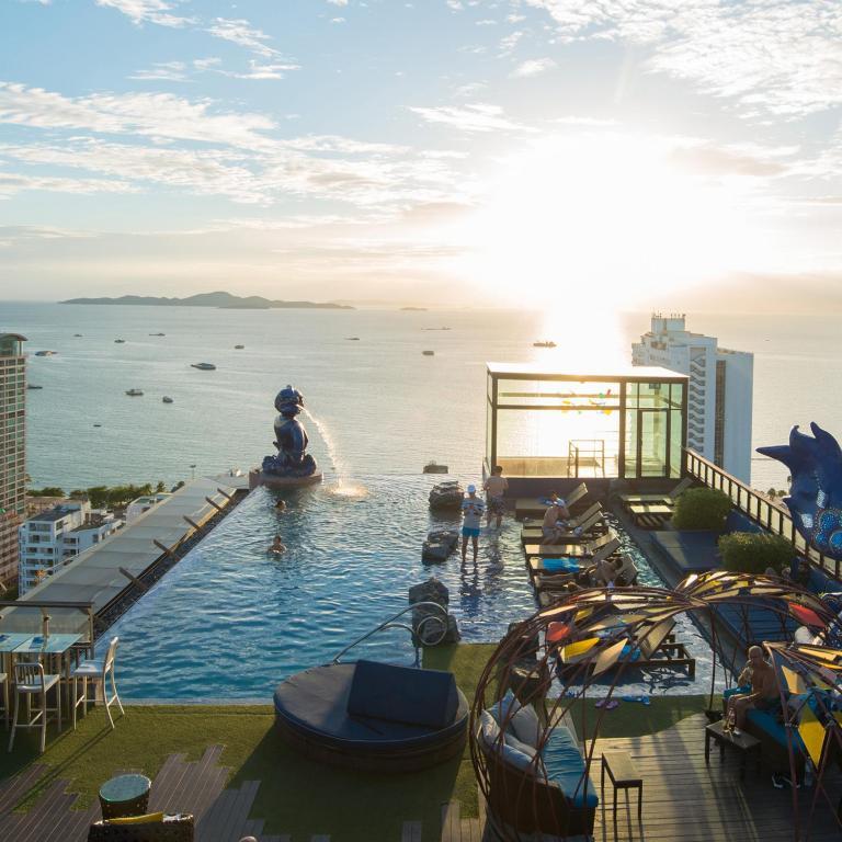 サイアム アット サイアム デザイン ホテル パタヤ(Siam@Siam Design Hotel Pattaya)