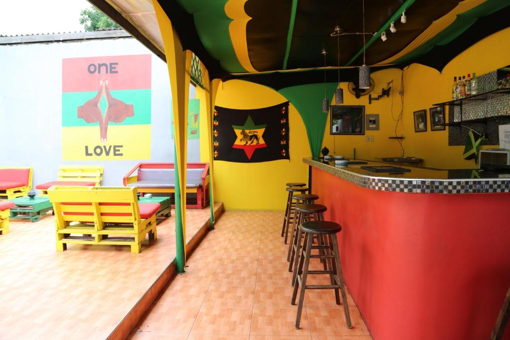 Reggae Hostel in Kingston, Jamaica