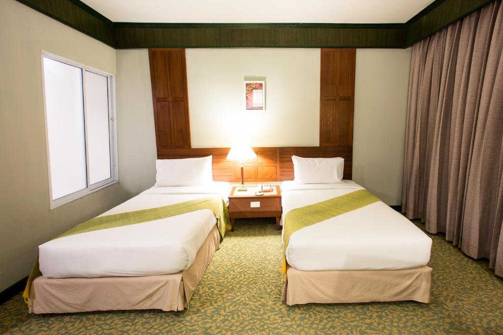 At Ayutthaya Hotel