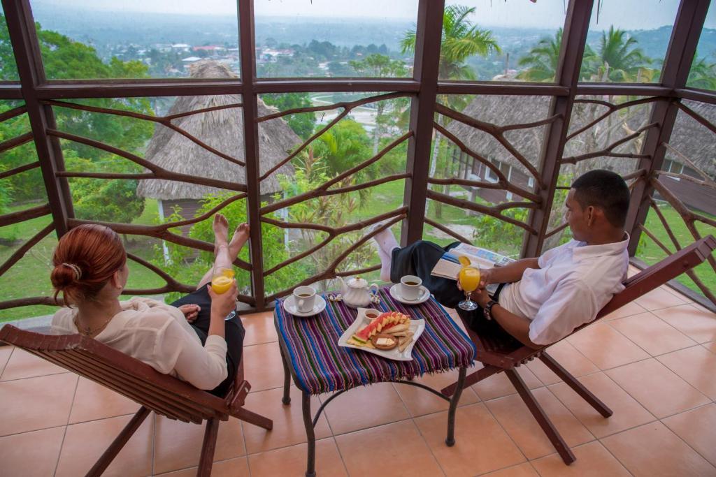 cahal pech village resort san ignacio belize booking com