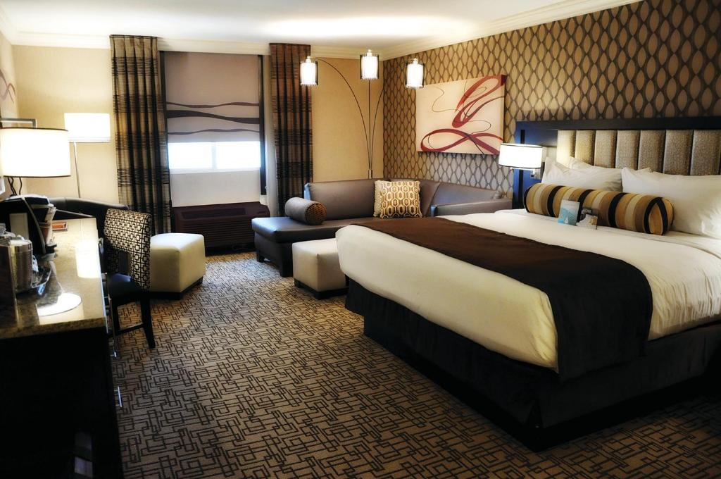 Golden Nugget Hotel & Casino Las Vegas(ゴールデン ナゲット ホテル & カジノ ラスベガス)の部屋