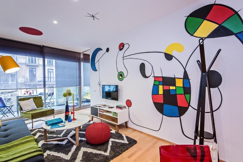 Sweet Inn Apartments - Miró Apartment Eixample