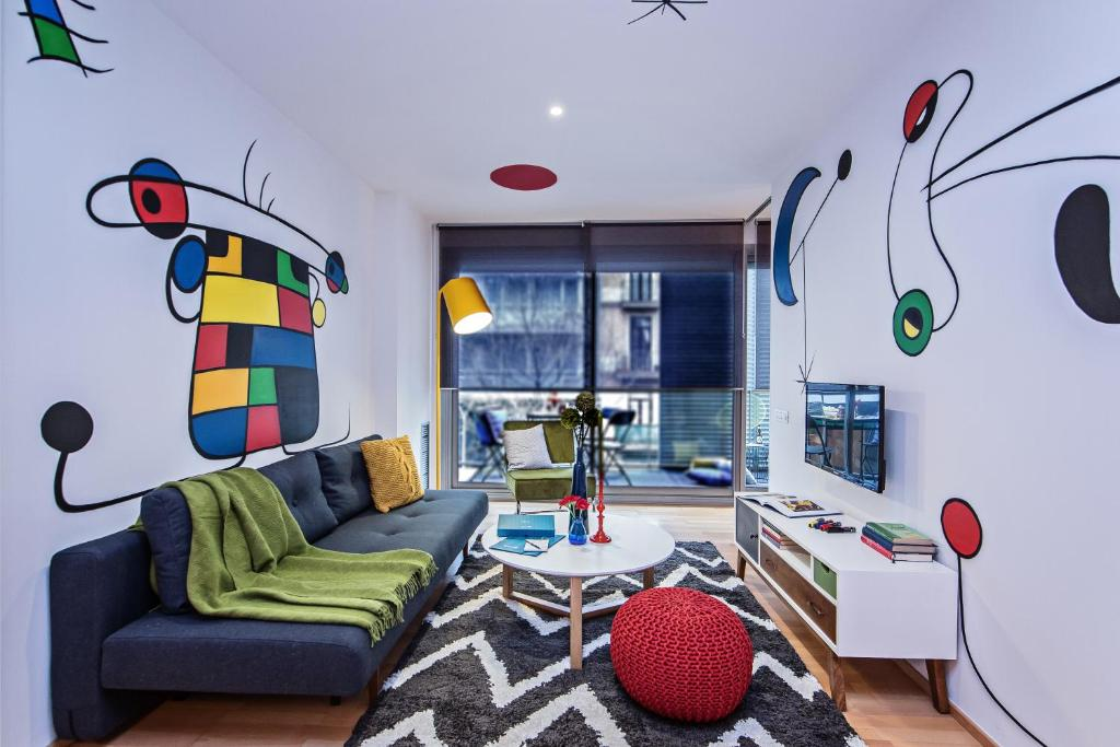 Foto del Sweet Inn Apartments - Miró Apartment Eixample