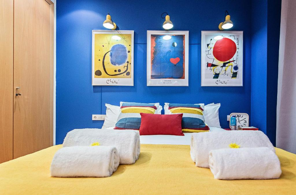 Sweet Inn Apartments - Miró Apartment Eixample foto