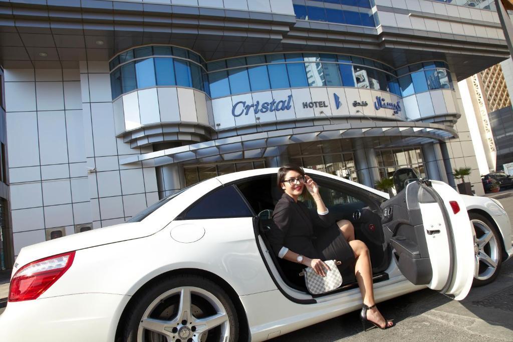 クリスタル ホテル アブダビ(Cristal Hotel Abu Dhabi)