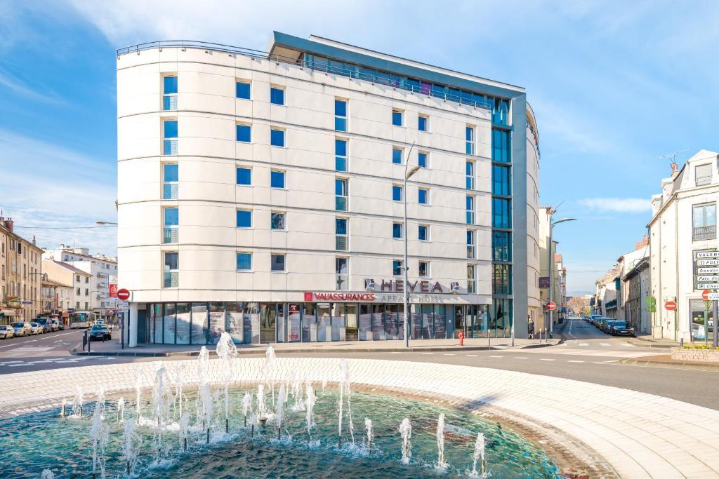 Appart h tel hevea valence tarifs 2018 for Appart hotel tarif