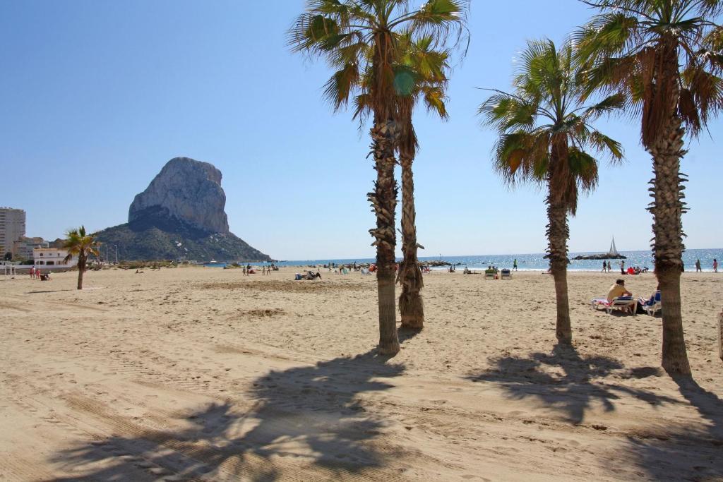 Holiday Apartment Calpe Playa imagen