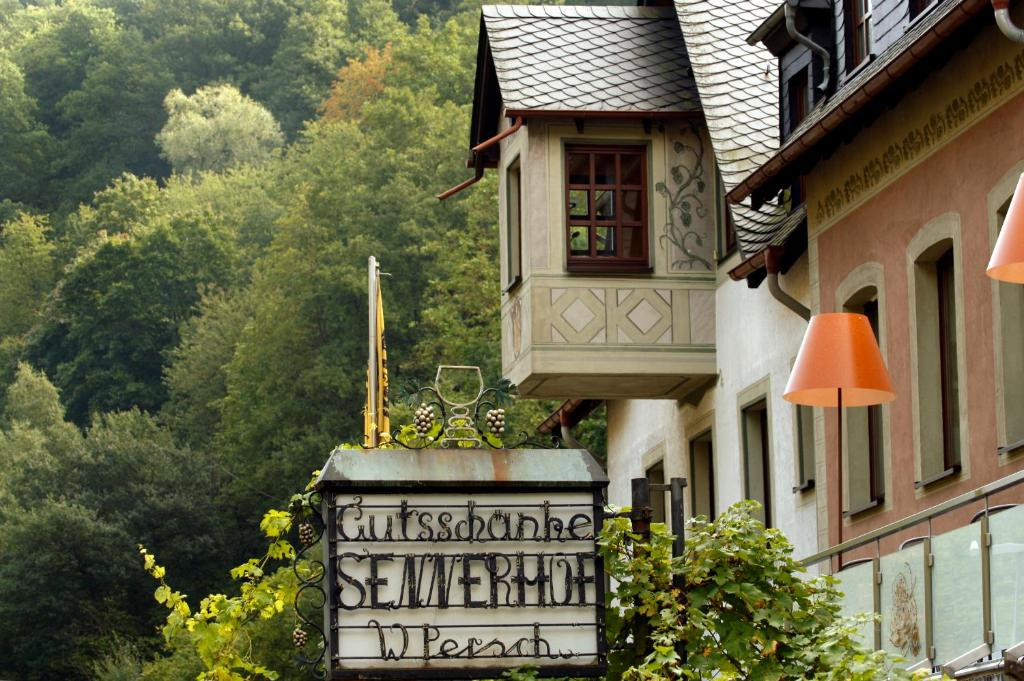 Pension Gutsschänke Sennerhof (Deutschland Oberwesel) - Booking.com
