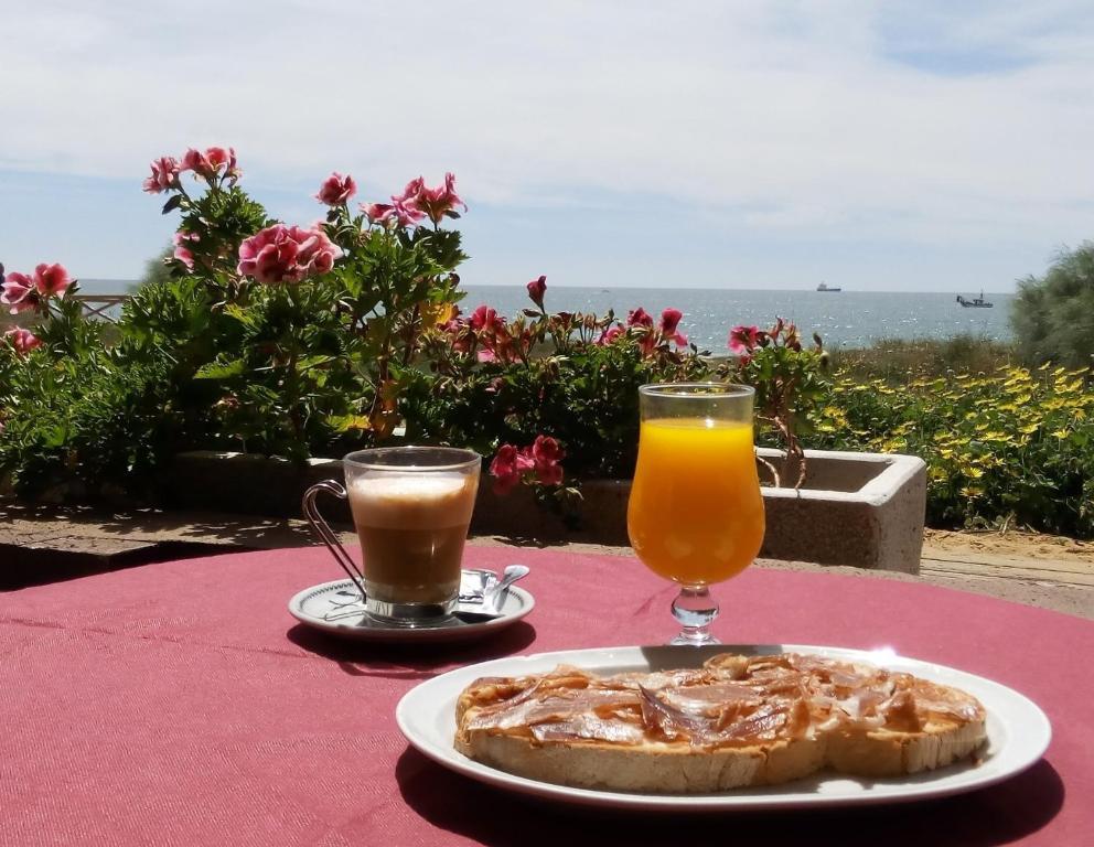 Drinks at Hostal Playa Mazagon (El Remo)