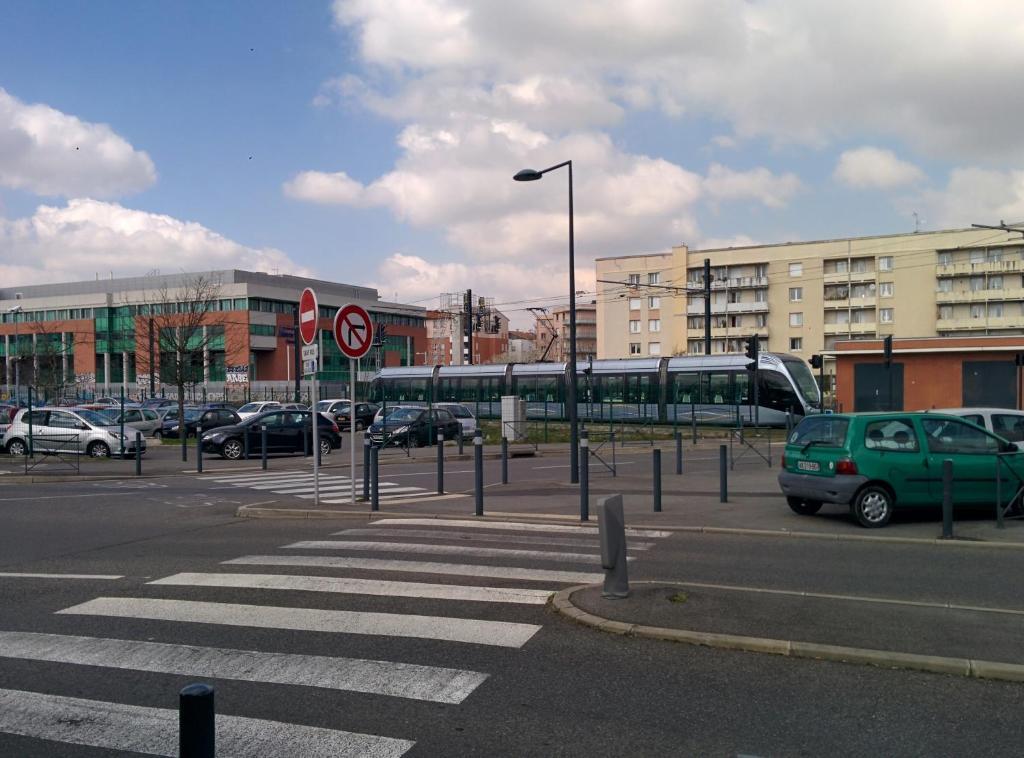 Apartment Studio Premium Zénith Arènes Purpan, Toulouse, France ... 67998f419a37