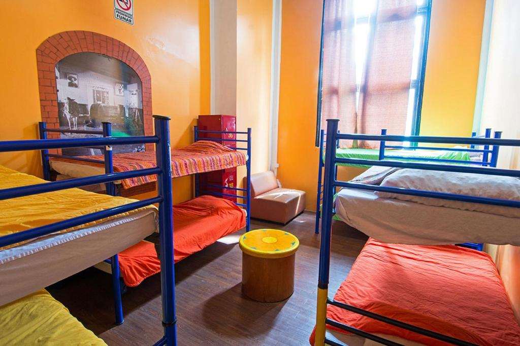 Hostel Amigo in Mexico