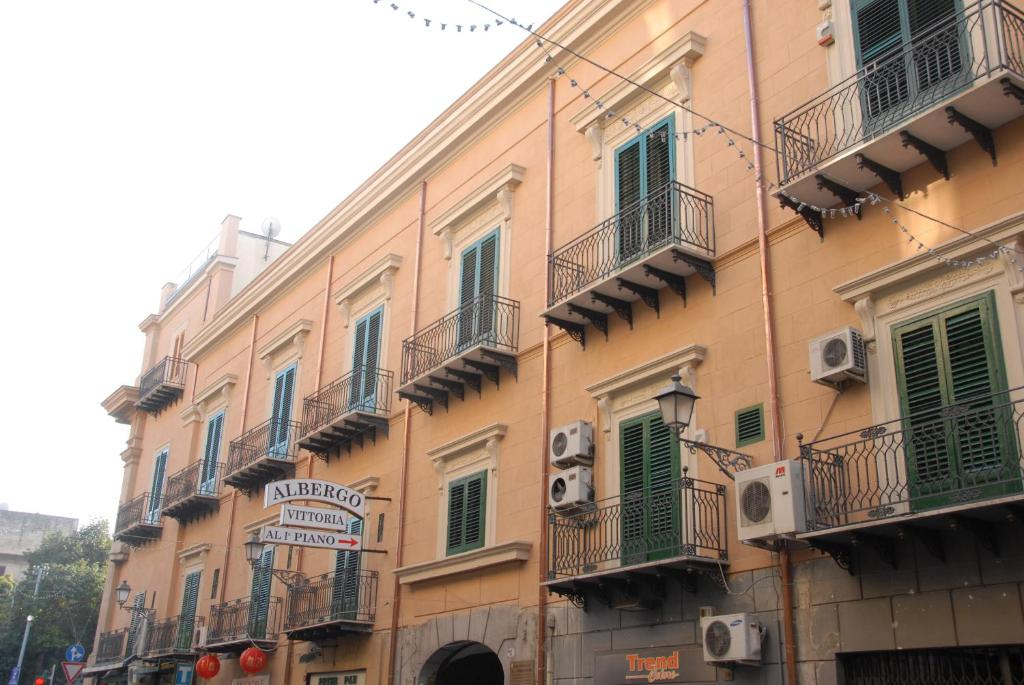 ホテル ヴィットーリア(Hotel Vittoria)