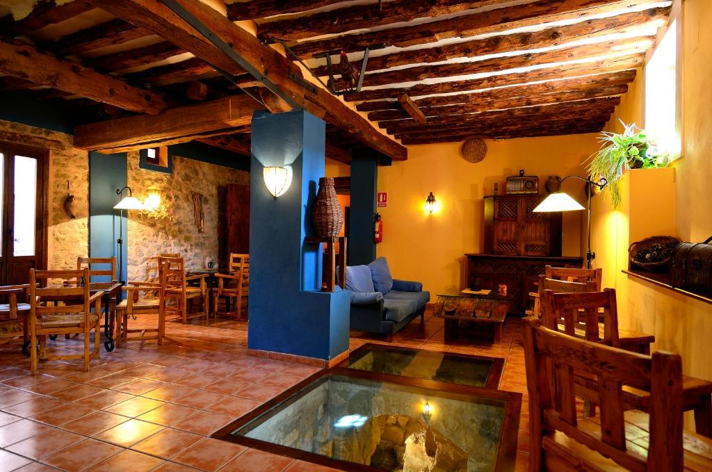 boutique hotels teruel provinz  125
