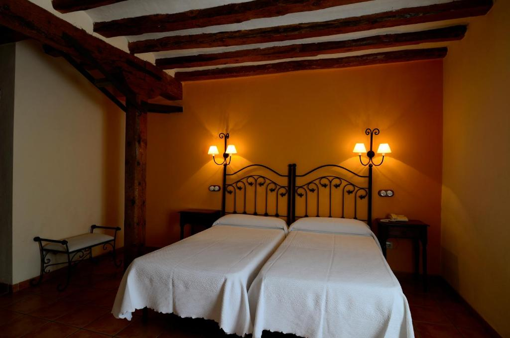 boutique hotels in albarracín  14