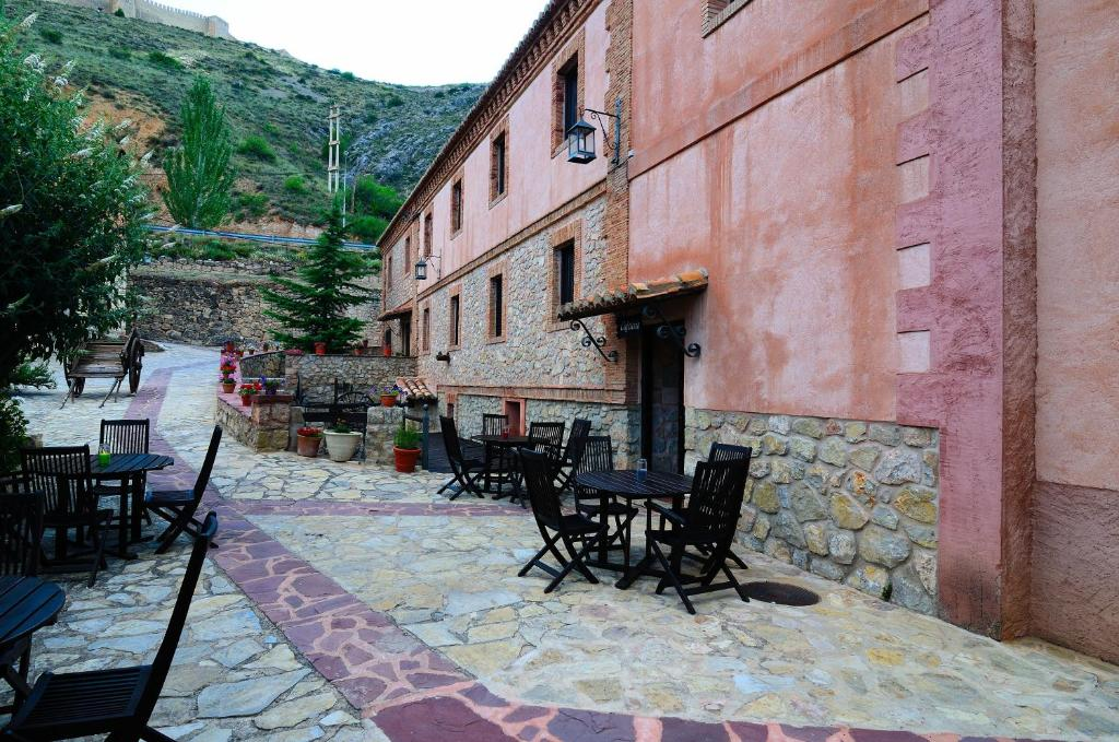 boutique hotels in albarracín  2