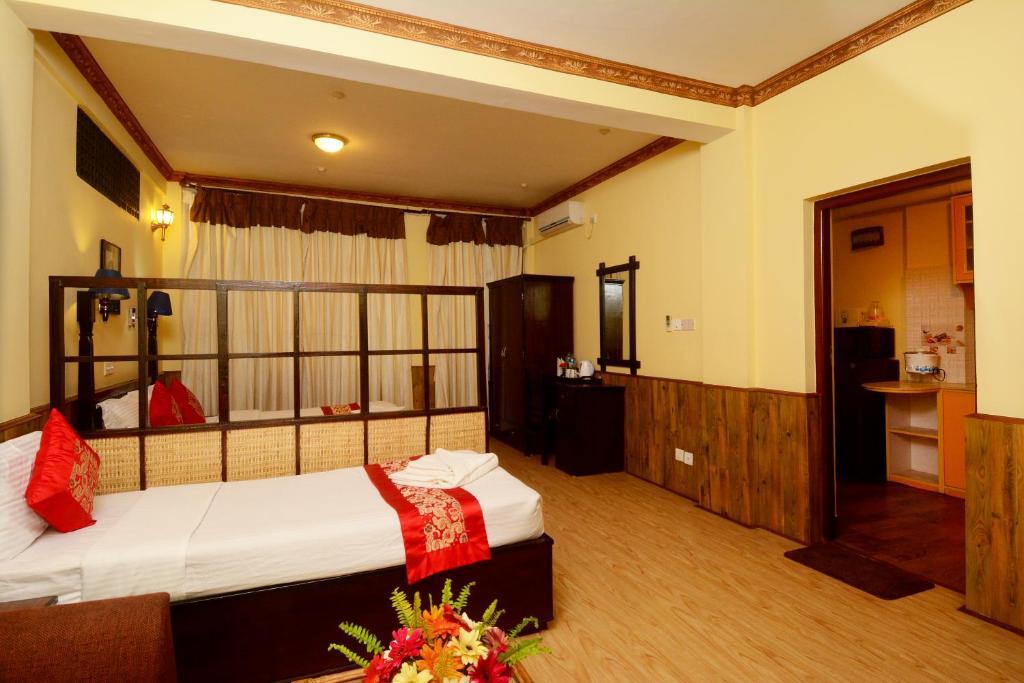 ドリーム ネパール ホテル アンド アパート(Dream Nepal Hotel and Apartment)