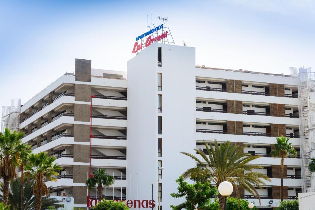 Hotel cerca : Apartamentos Las Arenas