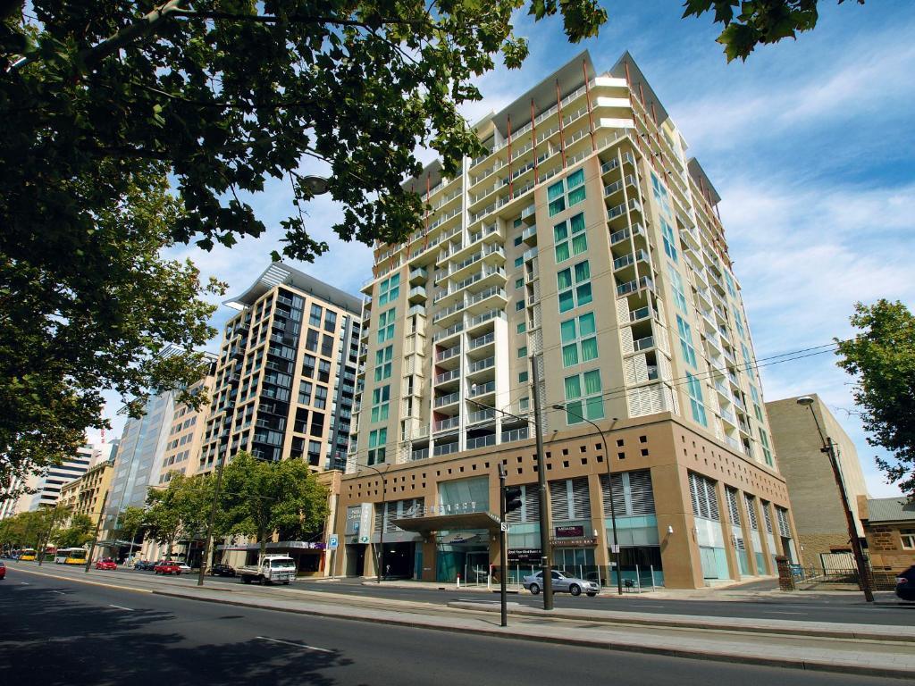 Condo Hotel Oaks Embassy, Adelaide, Australia - Booking.com