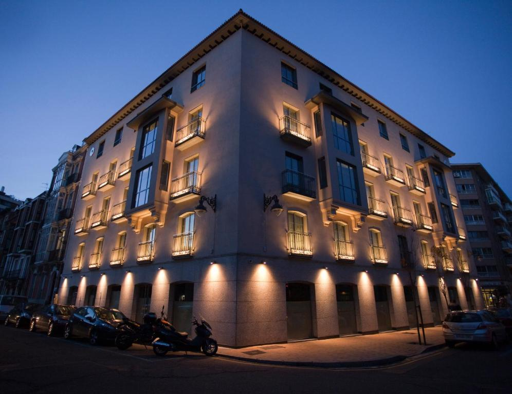 boutique hotels valladolid provinz  91