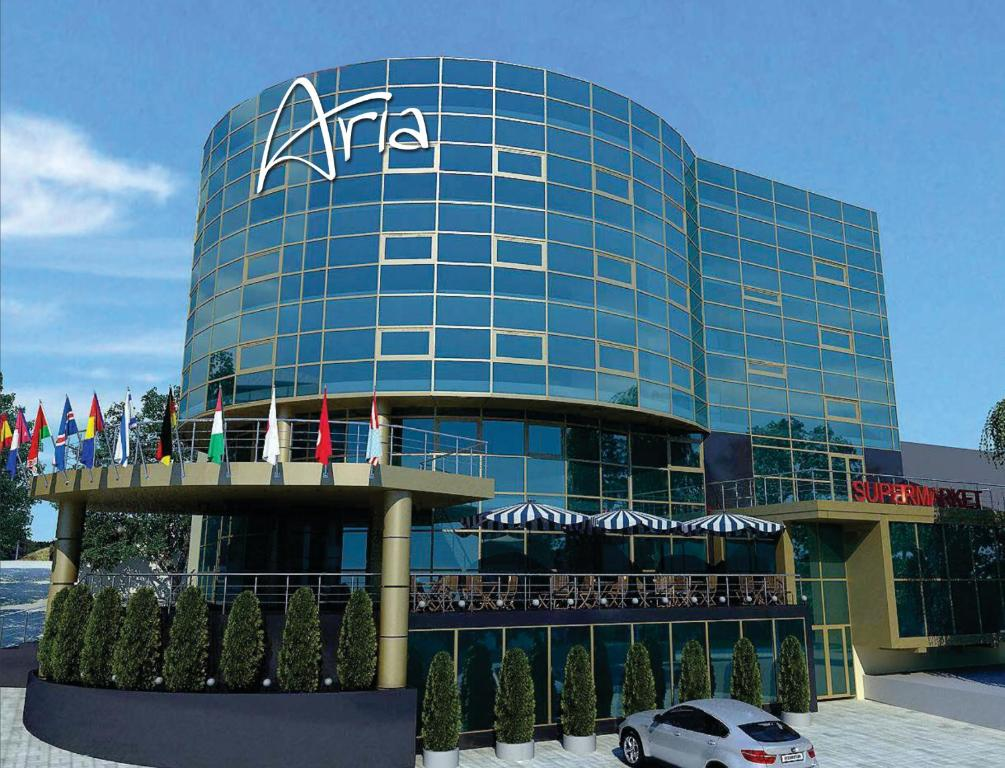 aria resort & casino holdings llc