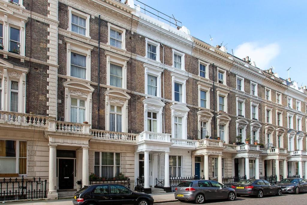 Talipot Apartments Notting Hill, London, UK - Booking.com