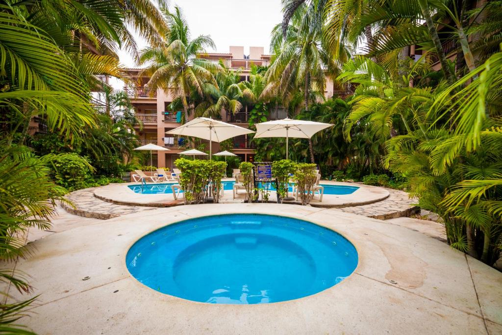 The swimming pool at or near Tukan Hotel & Beach Club All Inclusive