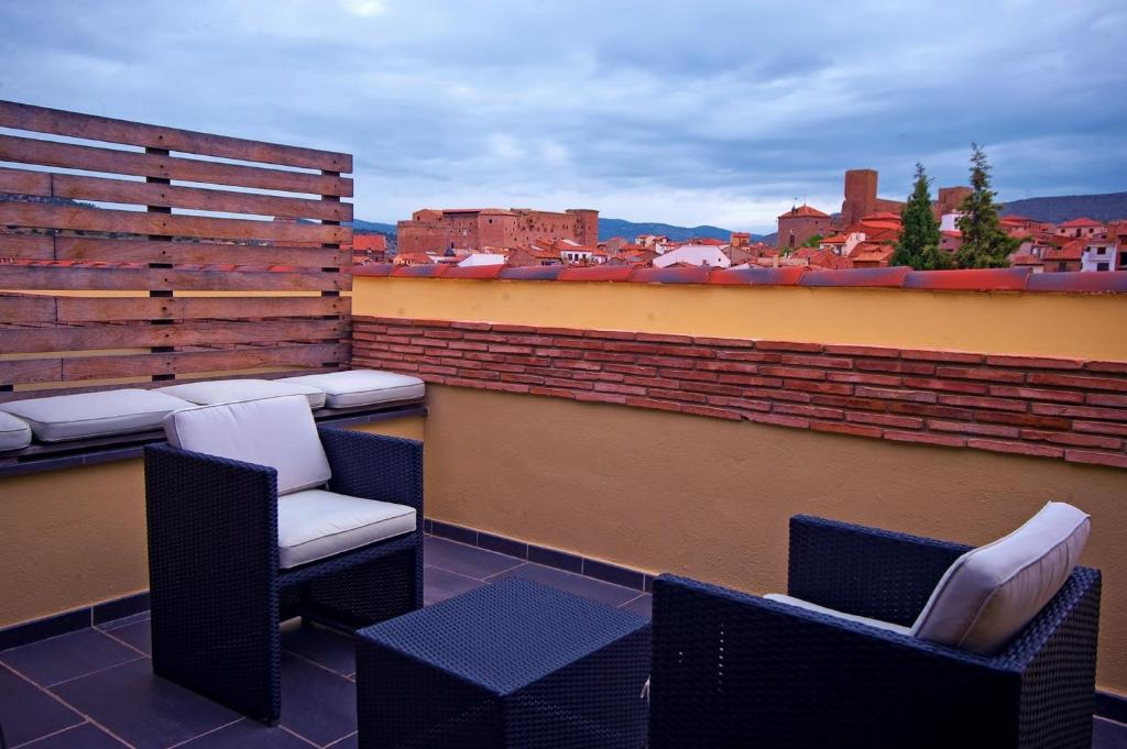 boutique hotels mora de rubielos  14