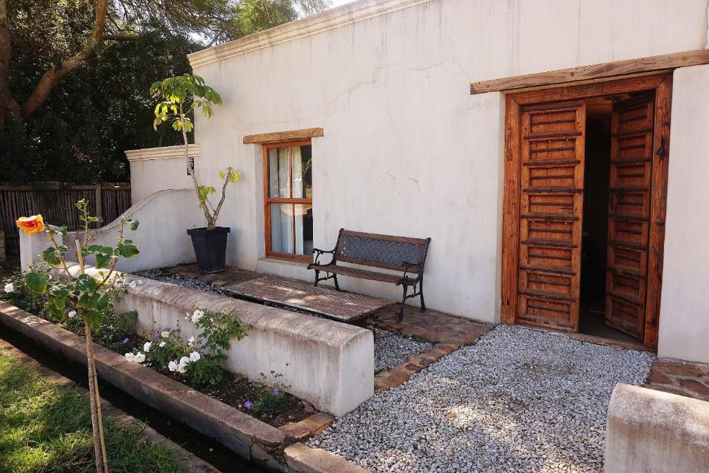 Vakantiehuis Riverstone House Zuid Afrika Greyton