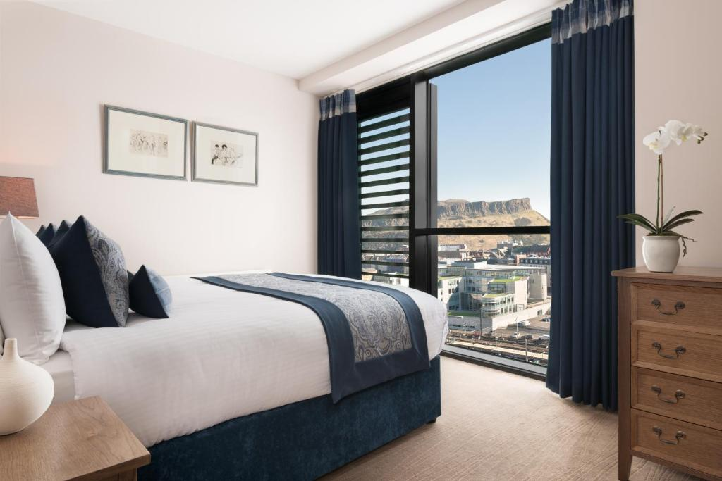 Condo Hotel Princes Street Suites Edinburgh Uk Bookingcom