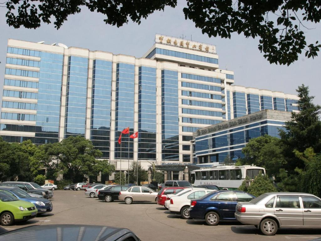 Baoshan Hotel China Booking Com