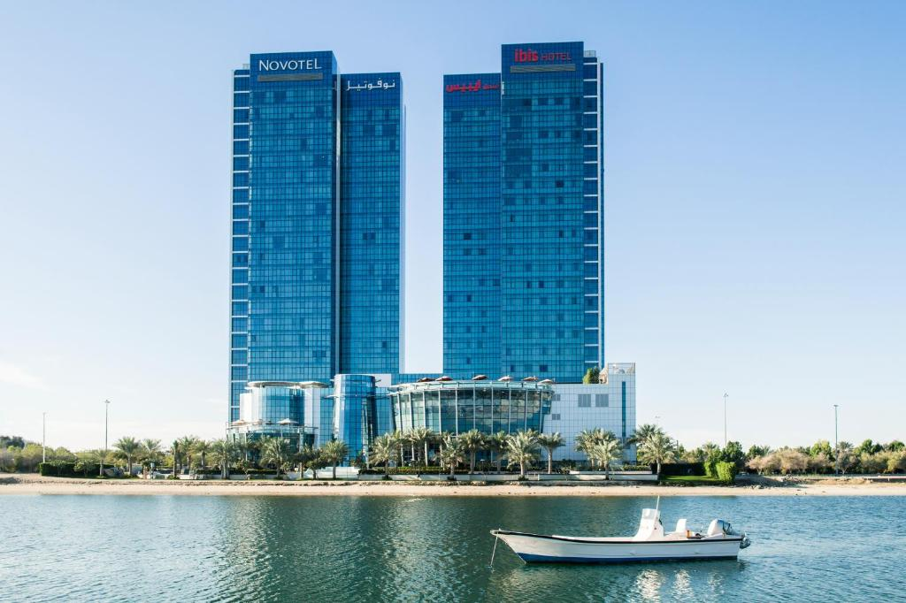 Hotel Ibis Abu Dhabi Gate UAE Bookingcom - Us embassy abu dhabi location map
