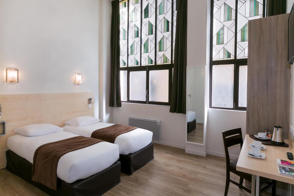 reservation hôtel nancy