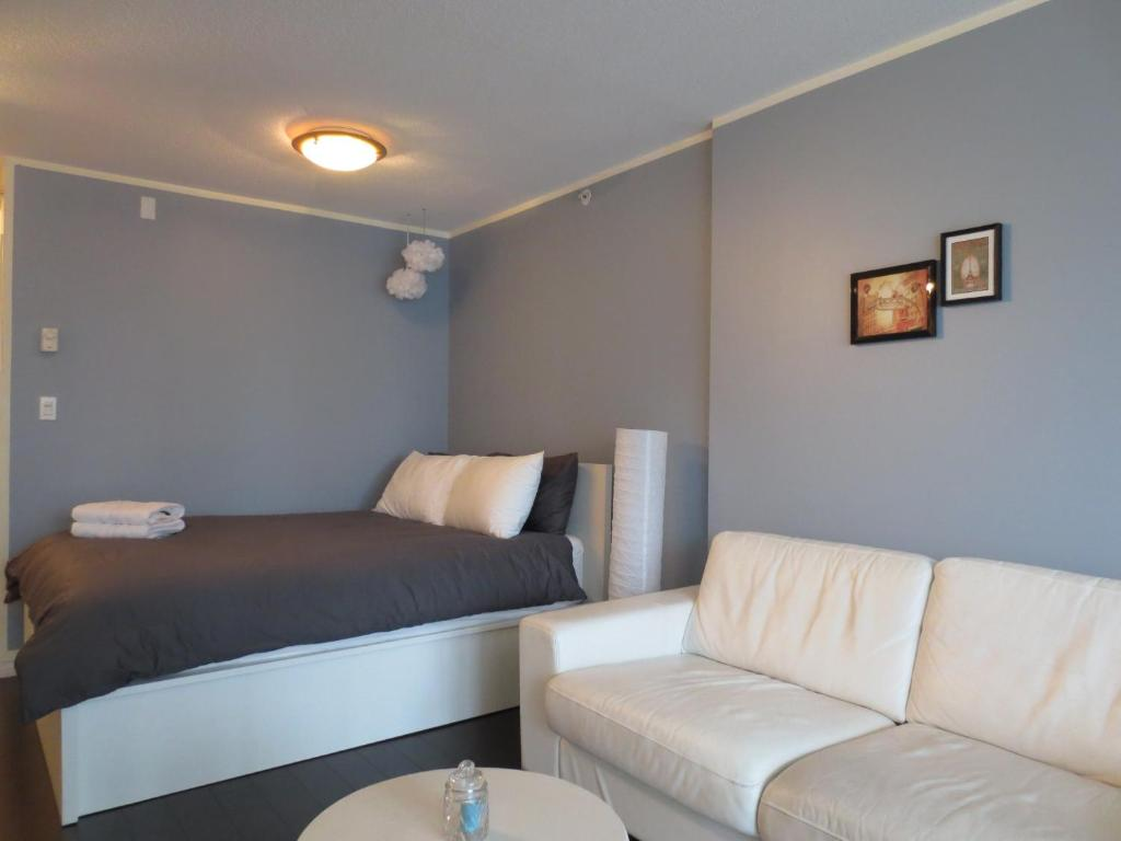 Apartment City View Yaletown Studio Vancouver Canada Booking Com