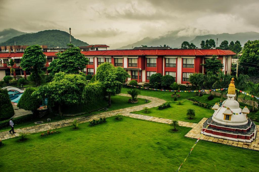ホテル ポカラ グランデ(Hotel Pokhara Grande)