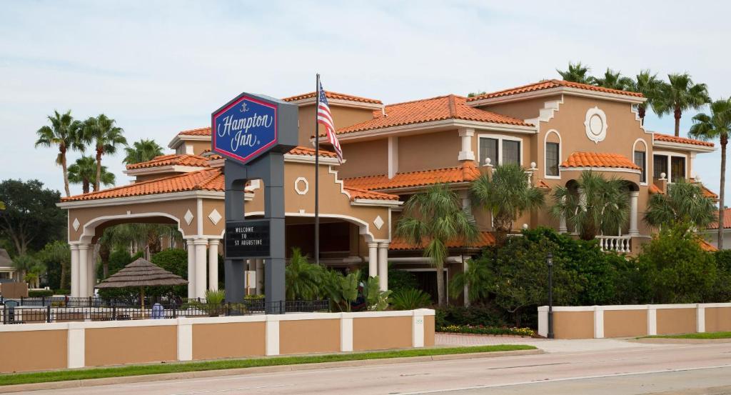 Hampton Inn St. Augustine - I-95 Hotel - TripAdvisor