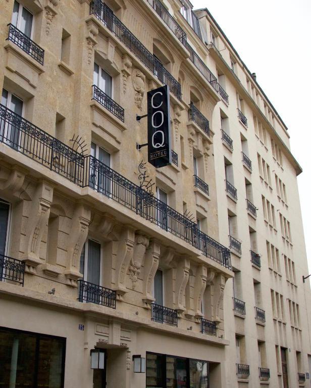 """Résultat de recherche d'images pour """"l'hôtel Le Coq Paris"""""""