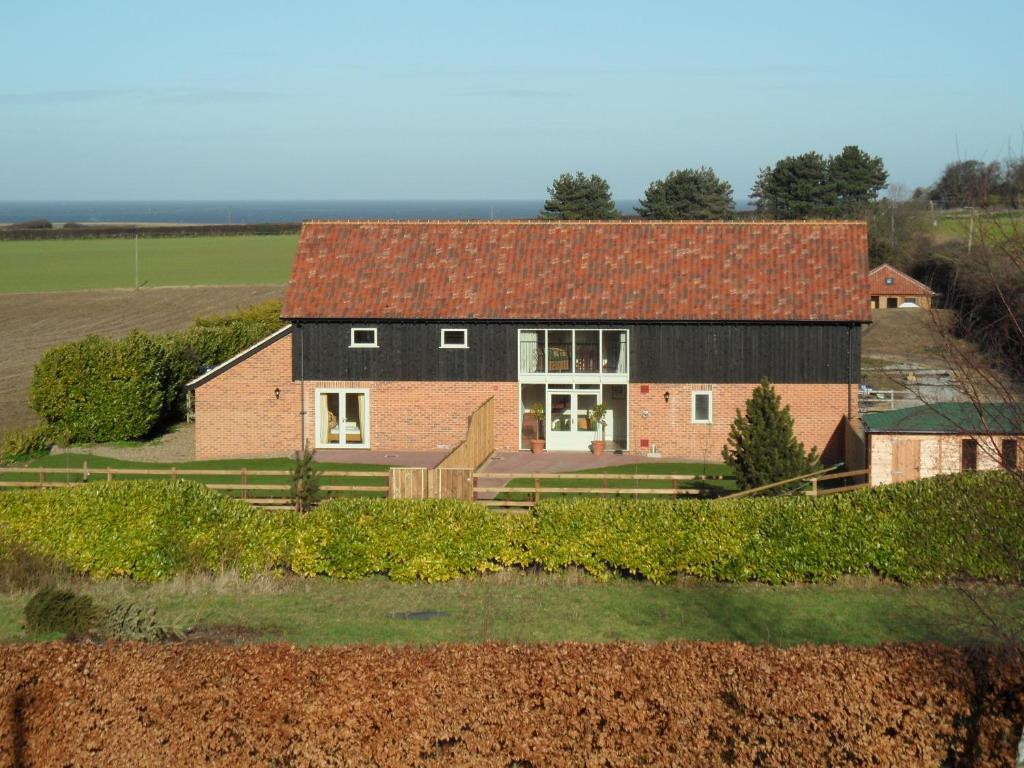 Holiday Home Bunting Rectory Hill Barns Cley Next The