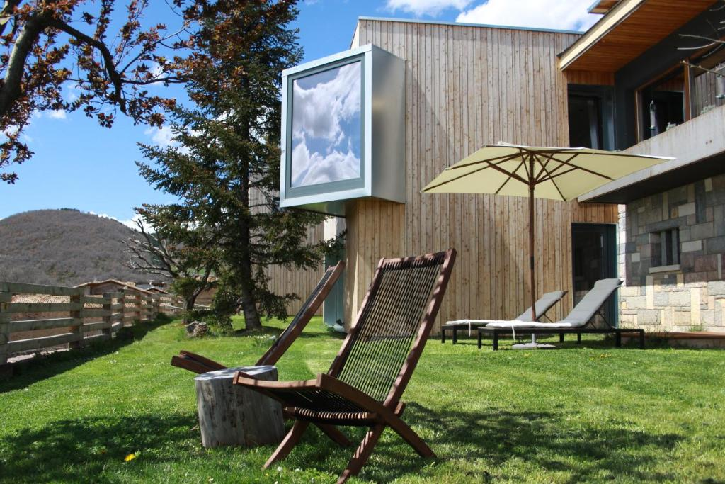 boutique hotels in bonansa  24