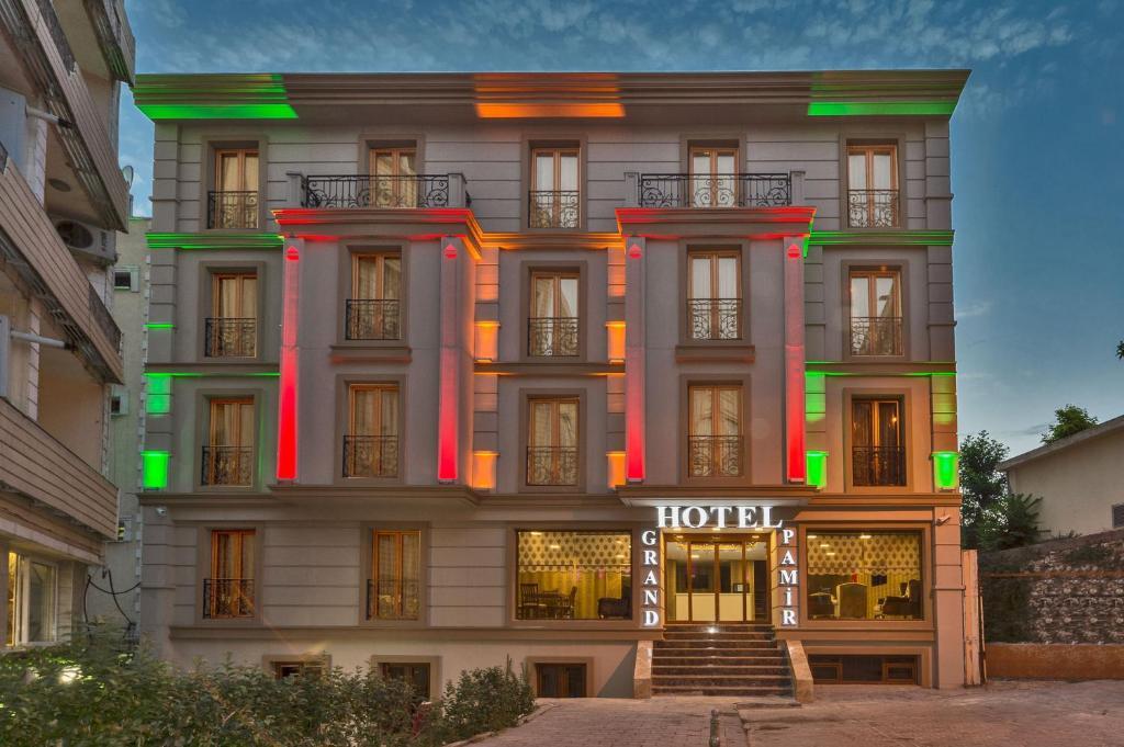 grand pamir hotel istanbul turkey