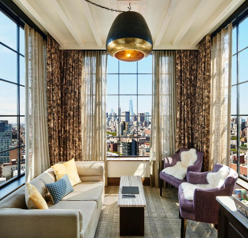 Hotel Ludlow Lower East Side New York City NY