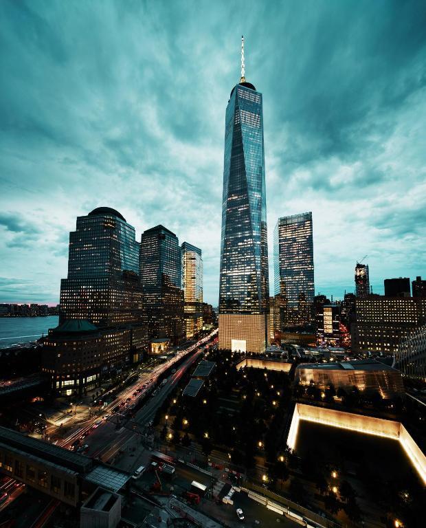 Hotel World Trade Center 2018 World S Best Hotels
