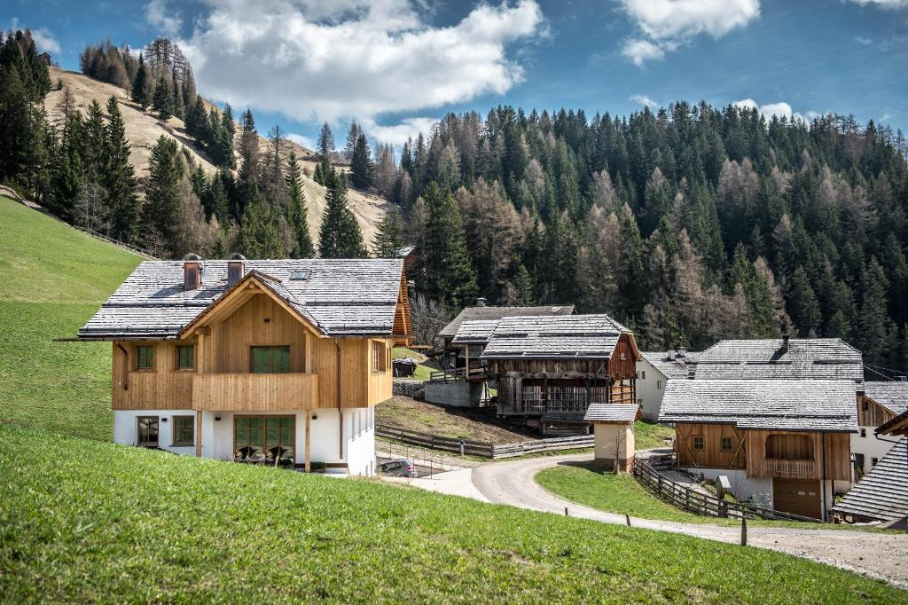 Mountain Chalet Pia La Valle Italy Booking Com