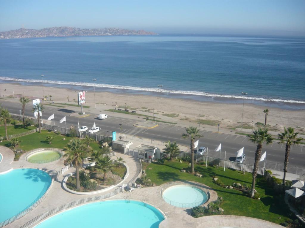 Departamentos jardin del mar chile la serena for Apart hotel jardin del mar la serena