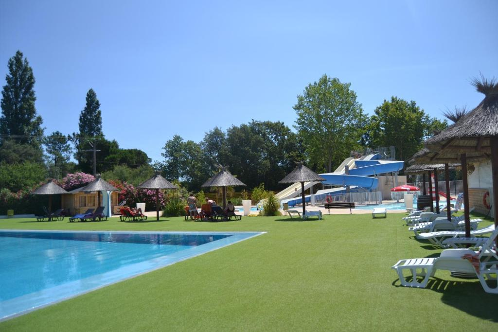 Camping soleil sud france argel s sur mer for Reservation hotel sud de la france