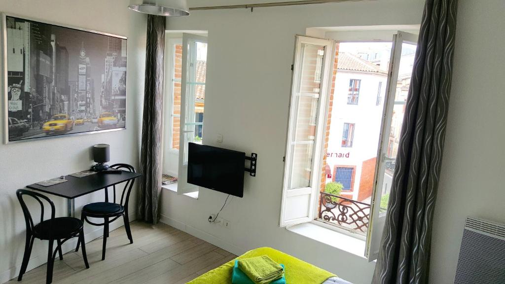 Appartement Centre Toulouse