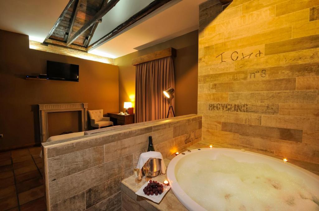hoteles con encanto en segovia  151